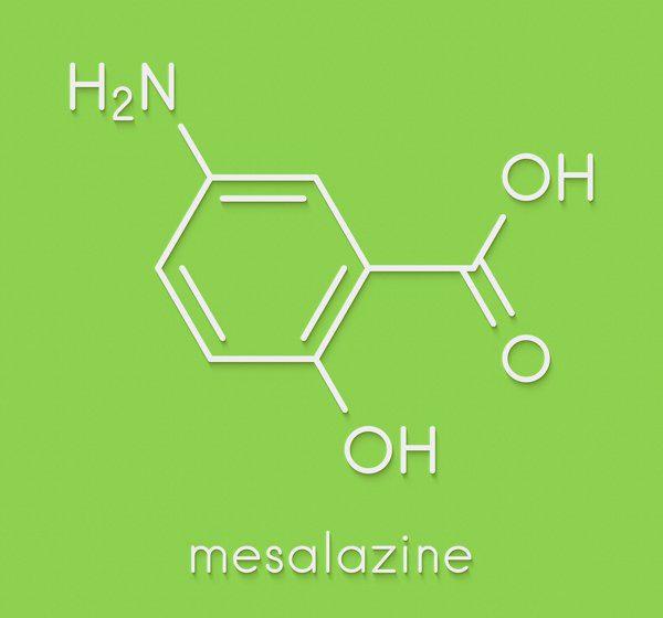 icon of chemical mesalazine